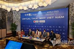 """Tọa đàm """"Why Vietnam: Lợi thế của Việt Nam trong kỷ nguyên số"""""""