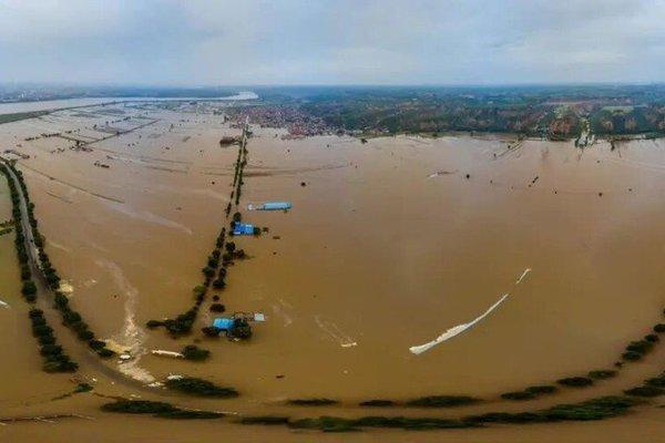 Mưa lớn gây hư hại hàng nghìn di tích lịch sử ở miền bắc Trung Quốc