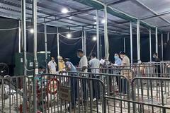 Công dân từ tỉnh ngoài về Hải Phòng: Người vào, xe ở lại