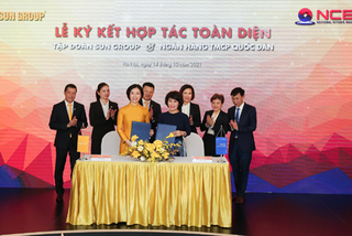 Sun Group và NCB hợp tác toàn diện, nâng cao trải nghiệm khách hàng