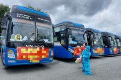 Bình Dương cho xe khách, taxi và xe buýt hoạt động trở lại từ 15/10