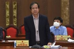 Bộ trưởng GD-ĐT đề nghịHà Nội xem xét cho học sinh ngoại thành trở lại trường