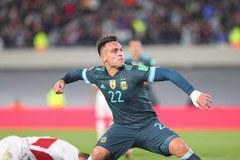 Messi im tiếng, Argentina bỏ túi 3 điểm nhờ Lautaro Martinez