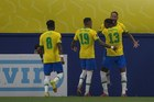 Highlights Brazil 4-1 Uruguay: Show diễn của Neymar