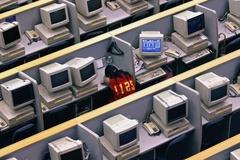 Nhân viên văn phòng Trung Quốc biểu tình online để phản đối 996