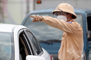 Bắc Giang không yêu cầu giấy xét nghiệm SARS-CoV-2 với người vào tỉnh