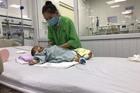 Bạn đọc ủng hộ hơn 90 triệu đồng giúp bé Giang Phú Thịnh ghép gan