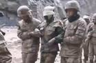 Trung Quốc công bố video bắt và áp giải binh sĩ Ấn Độ