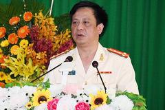 Đại tá Trần Xuân Ánh làm Giám đốc Công an Trà Vinh