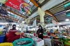 Sài Gòn báo tin vui, đồng loạt mở lại chợ truyền thống