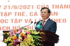 Bí thư Hà Nội yêu cầu khắc phục tình trạng độc đoán, quan liêu
