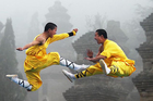 Bài thi khắc nghiệt cuối cùng để trở thành cao thủ Kungfu ở Thiếu Lâm Tự