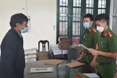 Bắt nguyên phó chủ tịch UBND huyện ở Bắc Ninh