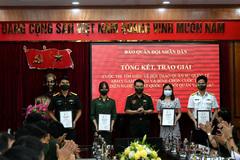 Trao giải cuộc thi tìm hiểu về Hội thao Quân sự quốc tế - Army Games