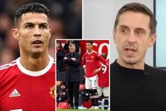 MU cần giải quyết vấn đề nan giải Ronaldo