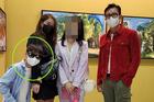 Che kín mặt, con trai Lee Byung Hun vẫn gây chú ý