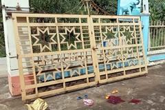 Cổng trường mầm non đổ sập, đè chết bé gái 4 tuổi