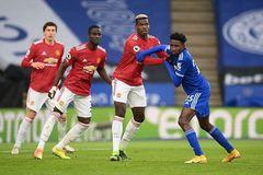 Leicester vs MU: Quỷ đỏ vượt bão giông