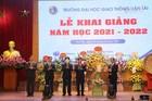 Trường ĐH Giao thông vận tải khai giảng năm học mới