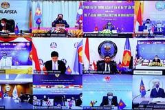 Đại tướng Tô Lâm tham dự Hội nghị cấp Bộ trưởng ASEAN về vấn đề ma túy lần thứ 7