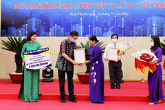 Japfa Việt Nam tặng 6 tỷ đồng thiết bị y tế cho Bình Phước