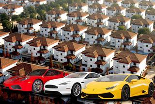 Ngôi làng tỷ phú nơi mỗi hộ dân được tặng tiền vàng, ở biệt thự, lái siêu xe