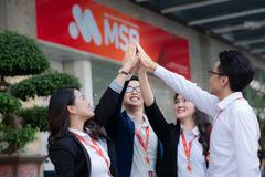 MSB vào top 'Nơi làm việc tốt nhất châu Á 2021'