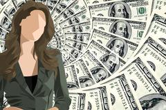 Nữ đại gia ham kiếm tiền nóng, liều chơi lớn ôm lỗ 55 tỷ đồng