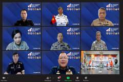Thúc đẩy ký kết Bản Ghi nhớ hợp tác cảnh sát biển trong khu vực ASEAN
