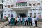 Bác sĩ TP.HCM lên đường chi viện chống dịch Covid-19 ở tỉnh khác