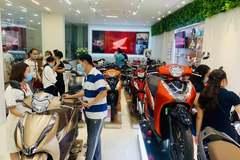 Xe máy hạ giá sốc, Honda Winner X giảm đến 17 triệu đồng