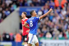 MU thua bạc nhược trên sân Leicester