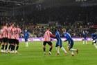 Brentford 0-0 Chelsea: Khung thành The Blues rung chuyển