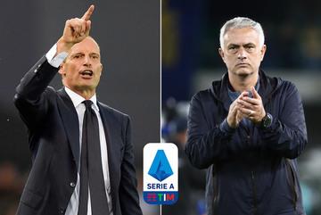 Juventus vs Roma: Niềm kiêu hãnh của Mourinho