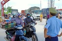 Thái Bình dừng 8 chốt kiểm dịch cửa ngõ ra vào tỉnh