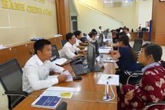 Thái Bình: Quyết liệt, đồng bộ trong giải quyết thủ tục hành chính