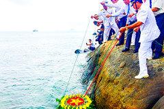 Tuổi trẻ Khánh Hòa đẩy mạnh các hoạt động kỷ niệm chiến công của Tàu không số C235