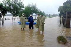 Thủ tướng chỉ đạo khắc phục ngập lụt, sạt lở ở miền Trung và Tây Nguyên