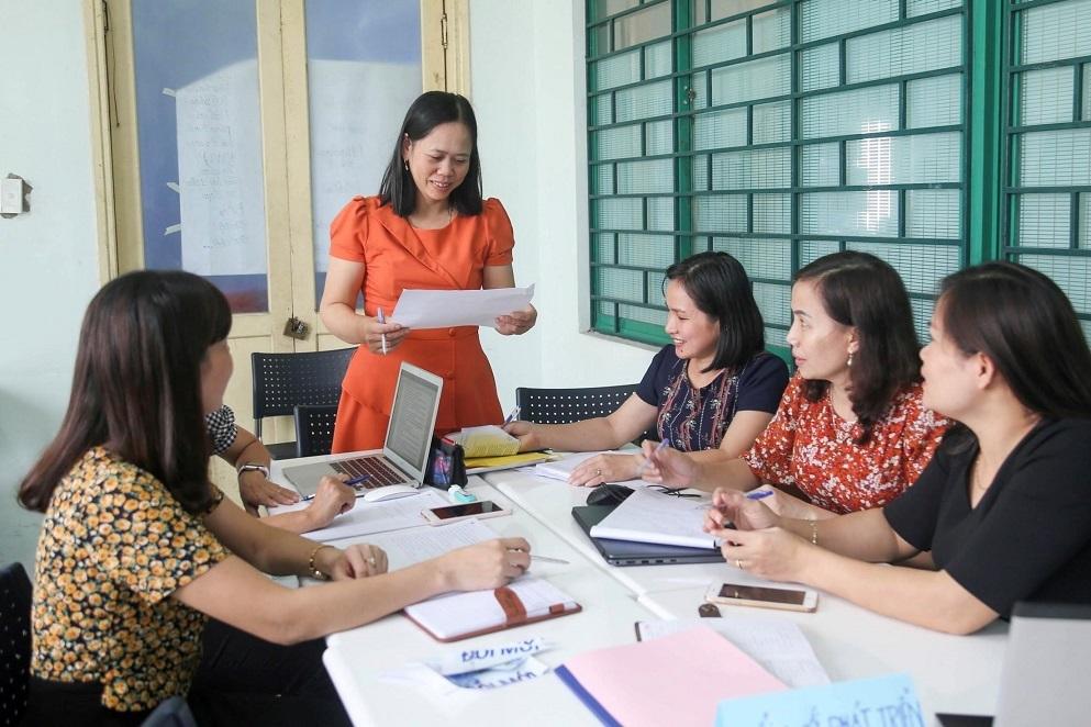 Giáo viên cải thiện trình độcông nghệ thông tinsau bồi dưỡng chương trình phổ thông mới