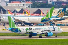 Tăng chuyến bay giữa Hà Nội, Đà Nẵng và TP.HCM
