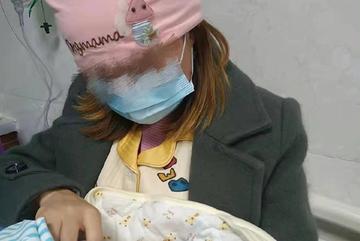 Sản phụ cầu cứu vì con trai mới sinh bị chồng 'bắt cóc', đòi 350 triệu
