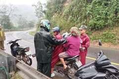 Lũ dâng nhanh, Quảng Bình - Quảng Trị khẩn cấp sơ tán nghìn dân