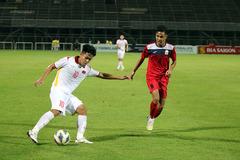 Lịch thi đấu bóng đá hôm nay 17/10: U23 Việt Nam xuất trận