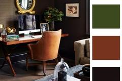 15 cách kết hợp màu sắc mùa thu mang đến sự ấm cúng cho ngôi nhà