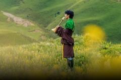 Vùng đất ở Tây Tạng lột xác nhờ chàng trai chăn bò