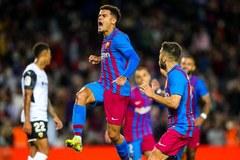 Fati và Coutinho lập công, Barca thắng giải tỏa