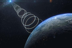 Sóng vô tuyến bí ẩn phát ra từ trung tâm Ngân Hà