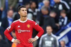 MU khủng hoảng: Cơn giận của Ronaldo