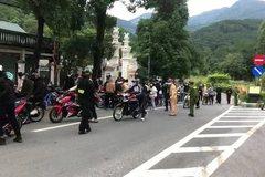 Vây bắt 190 'quái xế' tụ tập đánh võng ở Vĩnh Phúc
