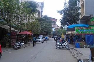 Hà Nội sắp đấu giá loạt lô đất quận trung tâm, giá khởi điểm gần 200 triệu/m2